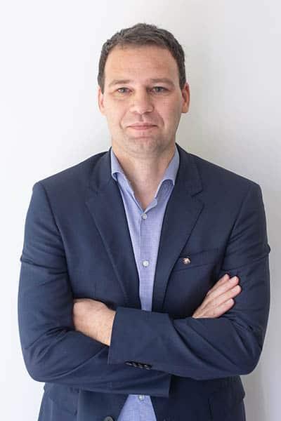 Bart Vermoesen , Zaakvoerder Accountant-belastingconsulent bij Warfid Waregem