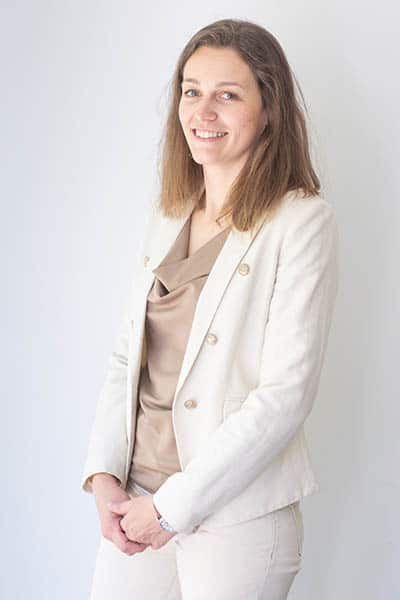Celine Roobroeck , Dossierbeheerder bij Warfid Waregem
