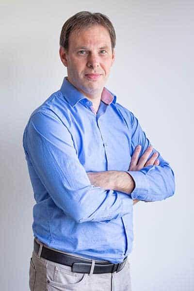 Hugues Blondeel , Accountant - Belastingconsulent bij Warfid Gent