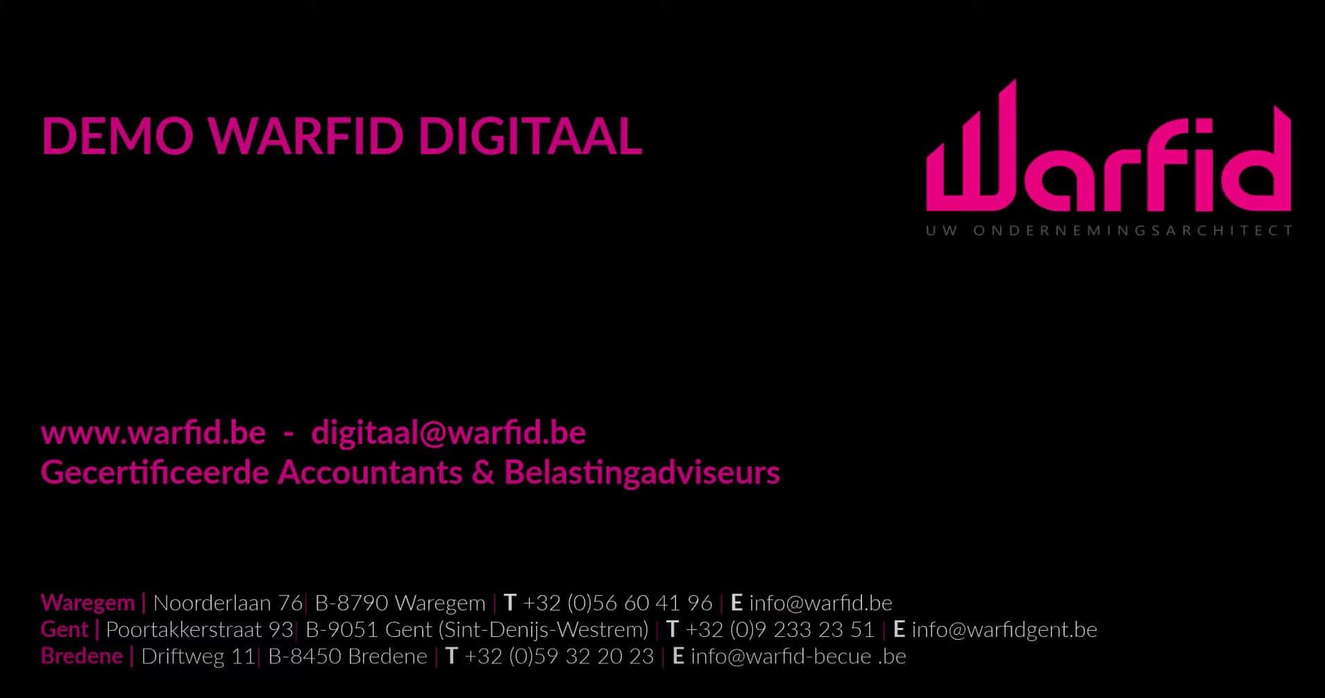 Warfid Digitaal